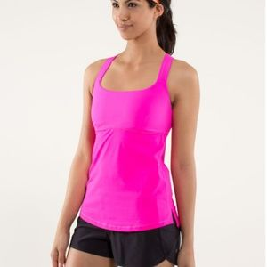 Lululemon Track And Train Tank Women Size 2